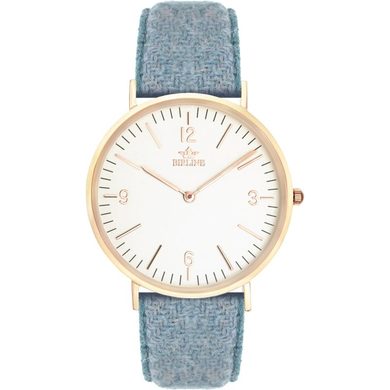 Unisex Birline Bradford Rose Gold Watch