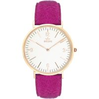 Birline Sandy Rose Gold Unisex horloge Roze BIR001115