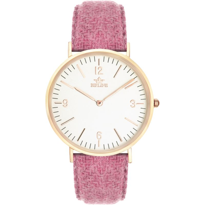 Unisex Birline Beverley Rose Gold Watch