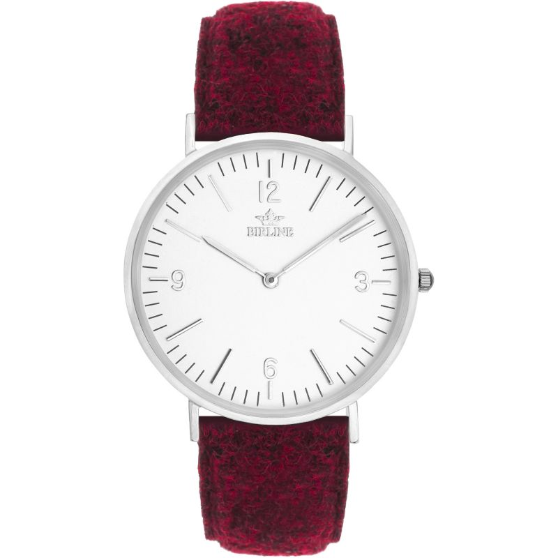 Unisex Birline Oxshott Silver Watch