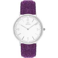 Unisex Birline Seaford Silber Uhr