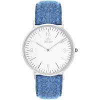 Unisex Birline Loudwater Silber Uhr