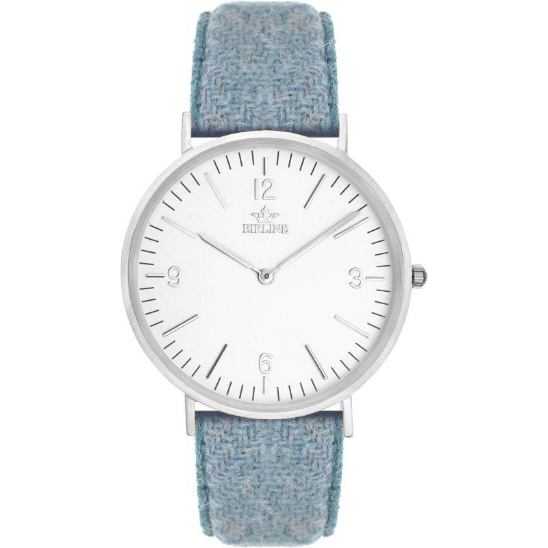 Unisex Birline Bradford Silver Watch