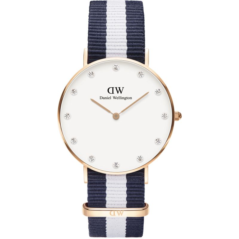 Ladies Daniel Wellington Classy Glasgow 34mm Watch