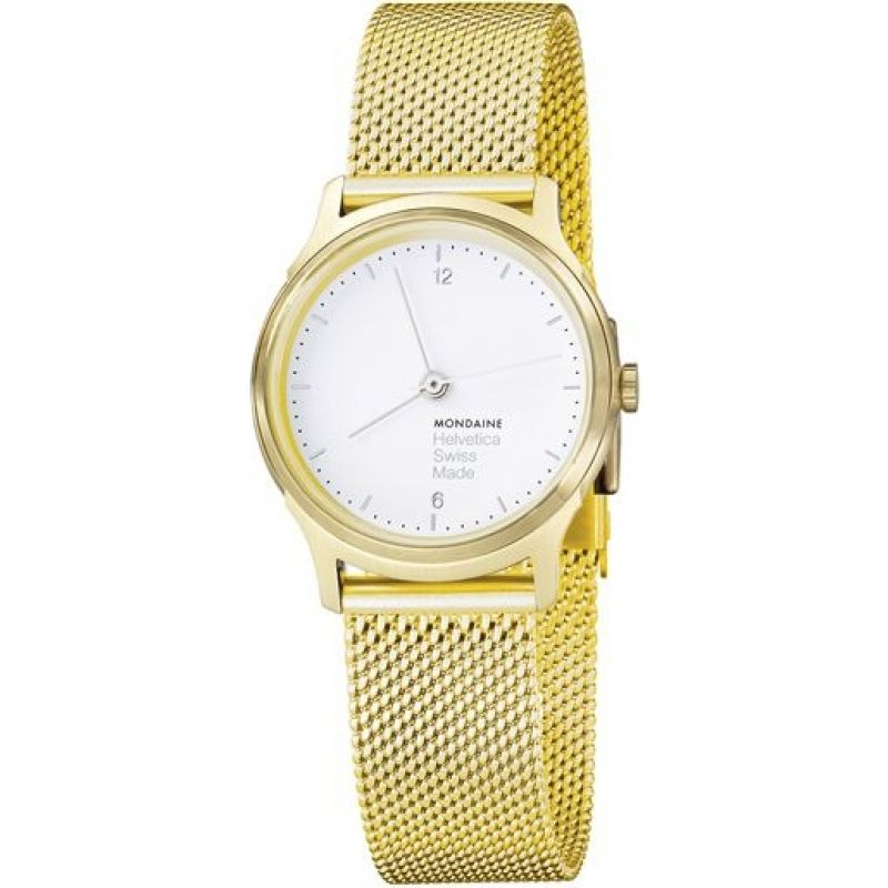 Ladies Mondaine Helvetica No1 Light Watch