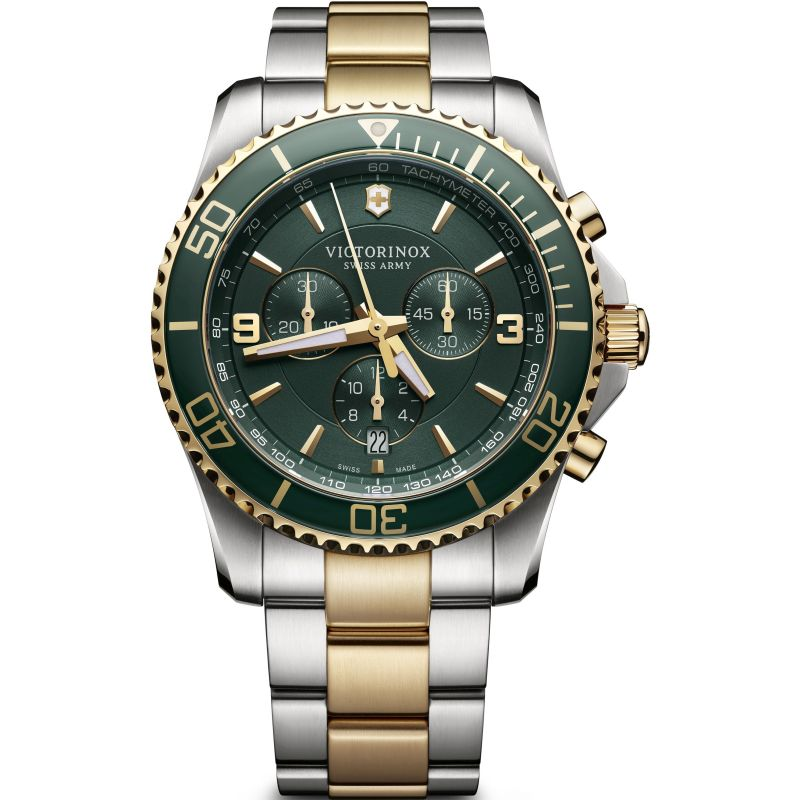 Herren Victorinox Swiss Army New Maverick Chronograph Watch 241693