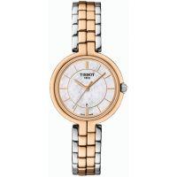 Damen Tissot Flamingo Watch T0942102211100