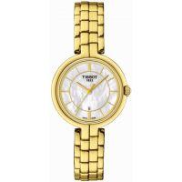 Damen Tissot Flamingo Watch T0942103311100