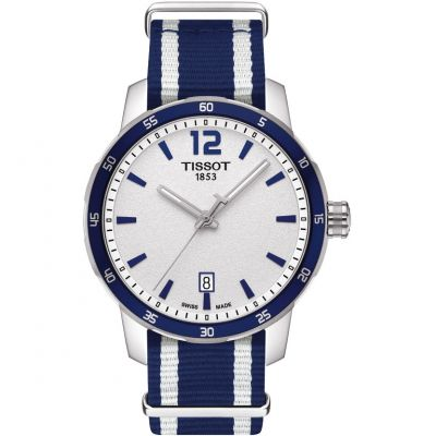 Mens Tissot Quickster Watch T0954101703701