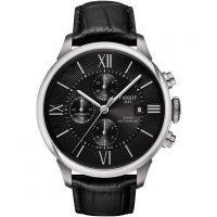 Mens Tissot Chemin Des Tourelles Automatic Chronograph Watch