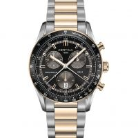 Herren Certina DS-2 Precidrive Chronograph Watch C0244472205100