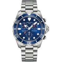 Mens Certina DS Action Precidrive Chronograph Watch