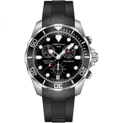 Mens Certina DS Action Precidrive Chronograph Watch C0324171705100