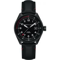 Mens Hamilton Khaki Takeoff Air Zermatt Automatic Watch