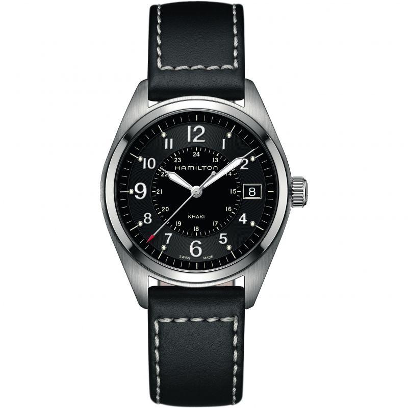 Mens Hamilton Khaki Field Watch