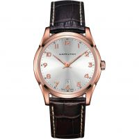 homme Hamilton Jazzmaster Thinline Watch H38541513