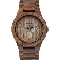 Mens Wewood Kappa Nut Watch