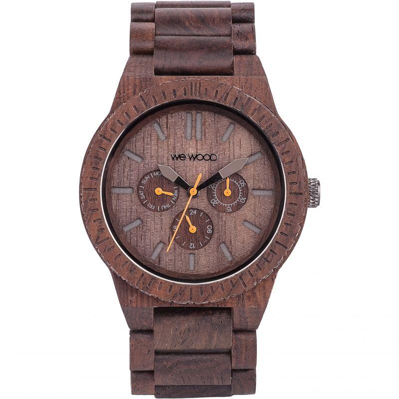 Mens Wewood Kappa Chocolate Watch