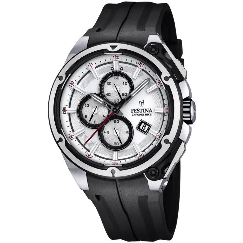 Mens Festina Chrono Bike 2015 Chronograph Watch