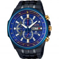 Hommes Casio Edifice Infiniti Rouge Bull Racing Exclusivités Chronographe Montre