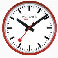 Wanduhr Mondaine Swiss Railways Wall Clock A990.CLOCK.11SBC