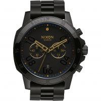 Herren Nixon The Ranger Chrono Chronograf Uhr