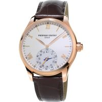 homme Frederique Constant Horological Smartwatch Bluetooth Hybrid Watch FC-285V5B4