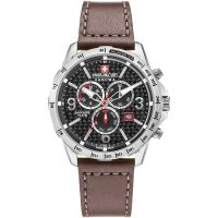 Herren Swiss Military Hanowa Chronograph Watch 6-4251.04.007