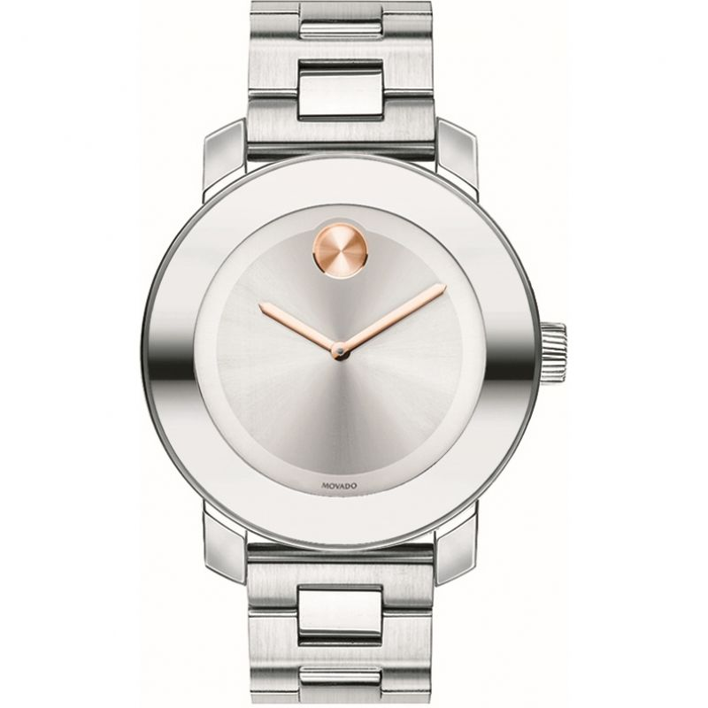 Ladies Movado Bold Iconic Watch