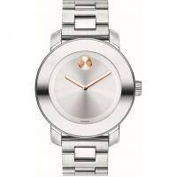 Damen Movado Bold Iconic Watch 3600084