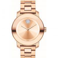 Damen Movado Bold Iconic Watch 3600086