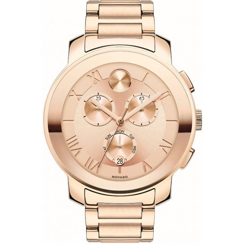 Unisex Movado Bold Chronograph Watch
