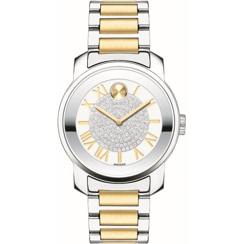 Damen Movado Bold Luxe Watch 3600256