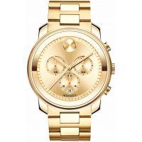 Herren Movado Bold Metals Chronograph Watch 3600278