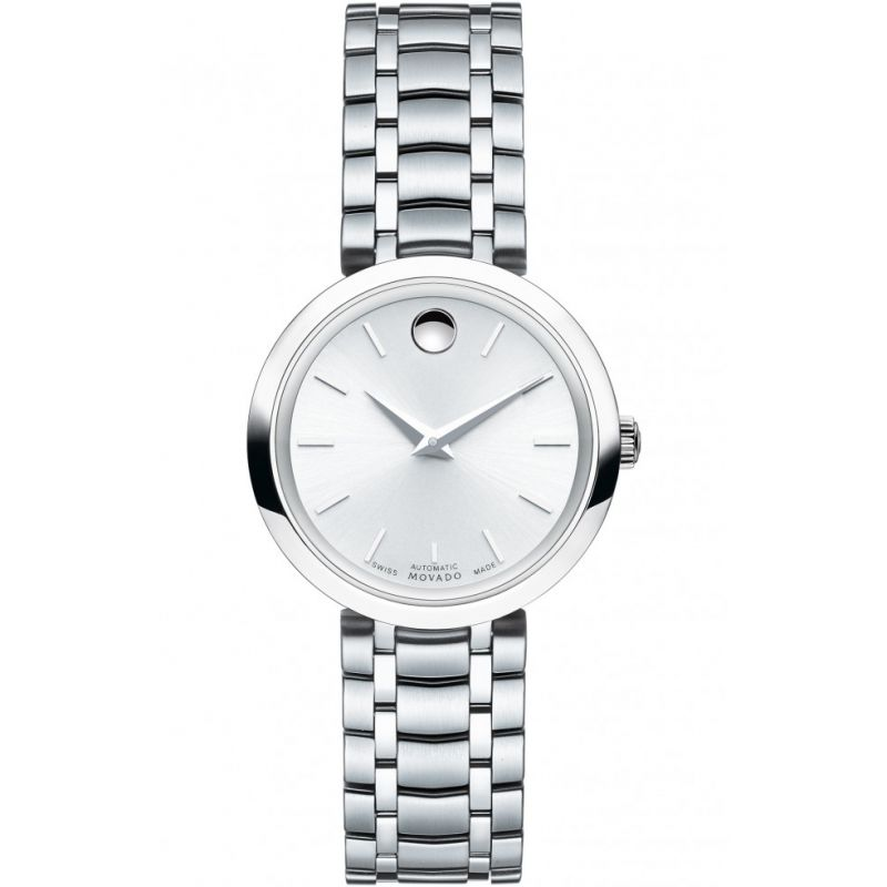 Ladies Movado 1881 Automatic Watch 0606917