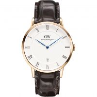 Reloj para Hombre Daniel Wellington Dapper 38mm York Rose DW00100085