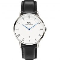 Herren Daniel Wellington Dapper 38mm Sheffield Uhr