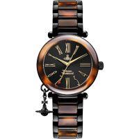 Damen Vivienne Westwood Orb Watch VV006BKBR