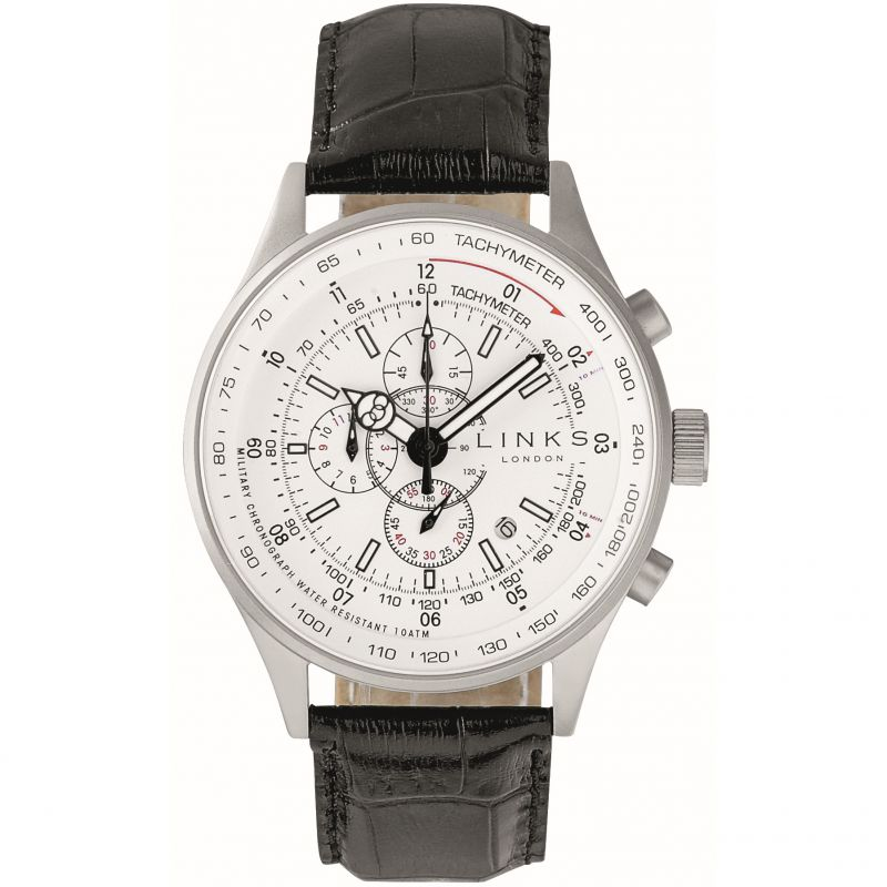 Mens Links Of London Mph Chronograph Watch 6020.1073