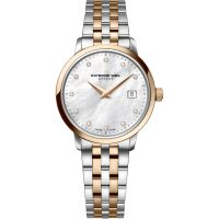 Damen Raymond Weil Toccata Watch 5988-SP5-97081