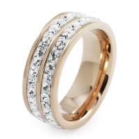 femme Folli Follie Jewellery Classy Ring Watch 5045.4492