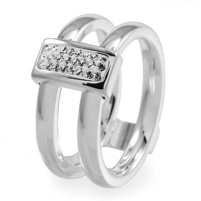 Bijoux Femme Folli Follie Match And Da 2 Bague 5045.4817