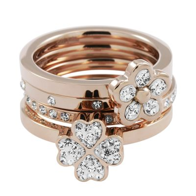 Bijoux Femme Folli Follie Winter Wonder Bague 5045.4753