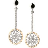Links Of London Dam Dream Catcher Earring Sterlingsilver 5040.2225