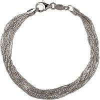 Damen Verbindungen Of London Sterlingsilber Essentials Armband