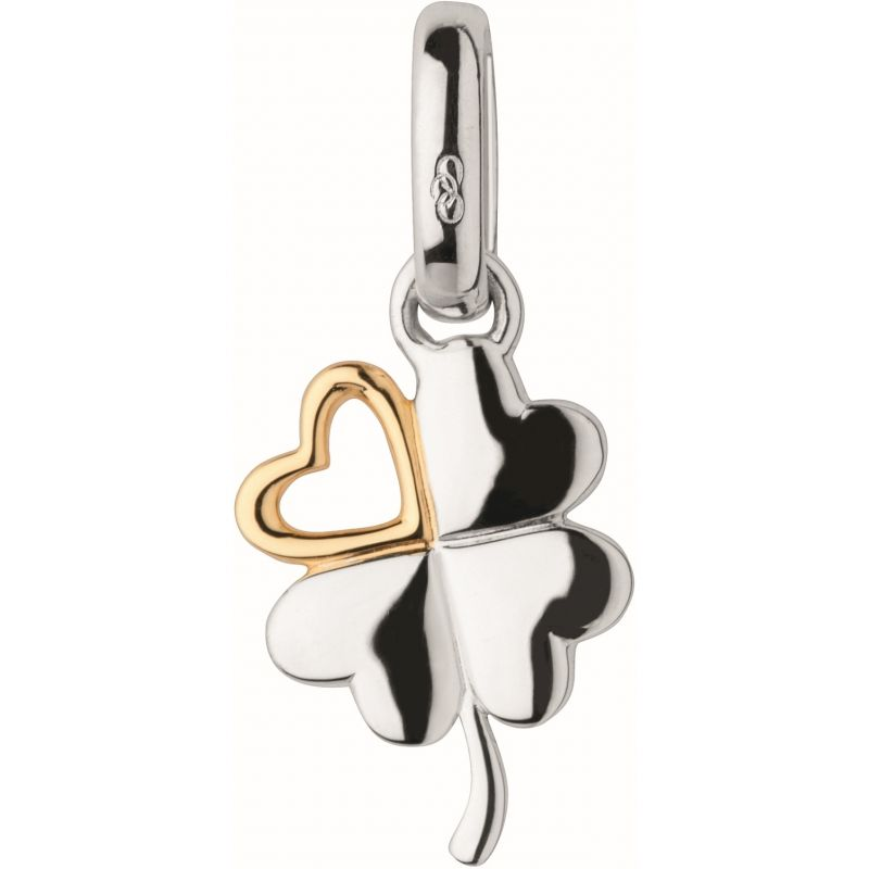 Ladies Links Of London Sterling Silver Keepsakes Lucky In Love Charm 5030.2284