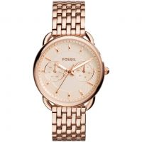 Fossil Tailor Dameshorloge Rose ES3713