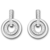 Biżuteria damska Swarovski Jewellery Circle Earrings 5007750