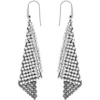 Swarovski Dames Fit Earrings Roestvrijstaal 976061