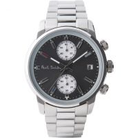 Mens Paul Smith Block Chronograph Watch
